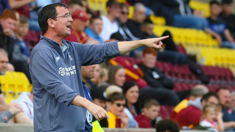 BOWYER PRAISES 'APPLICATION' FOLLOWING WIGAN DRAW - News - Bradford City