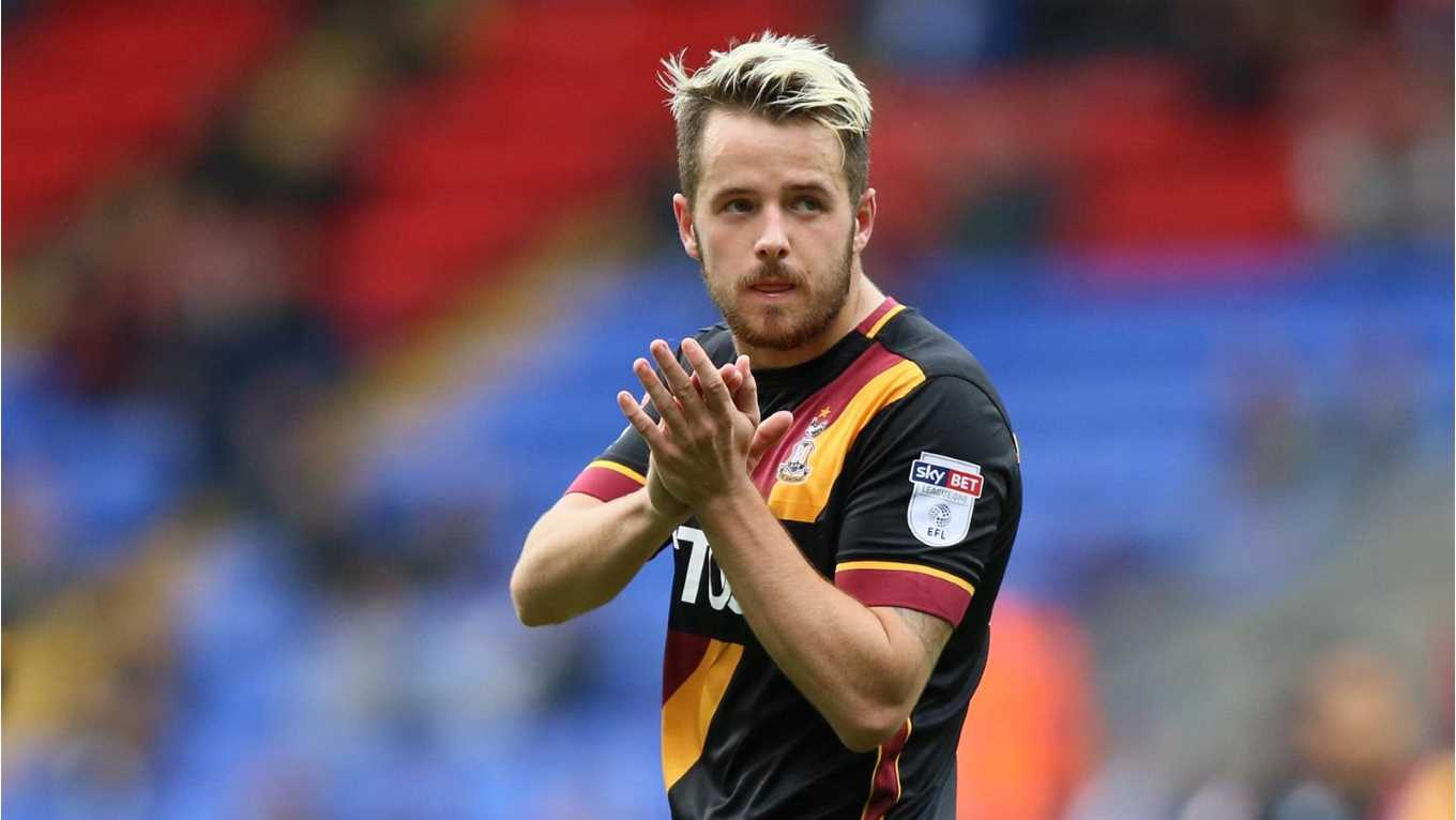 McNULTY BACK IN CONTENTION News Bradford City
