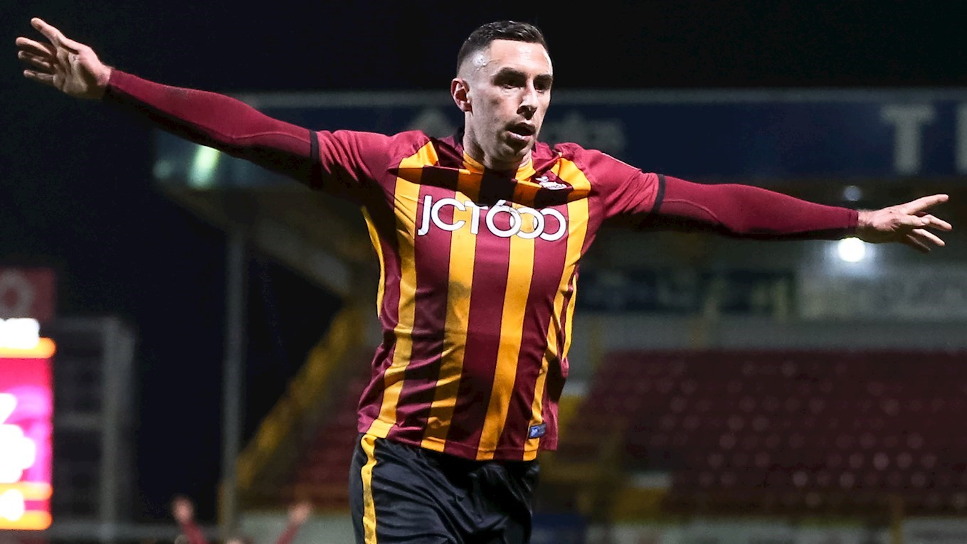 NOVAK HOPING TO KEEP MOMENTUM UP | News | Bradford City