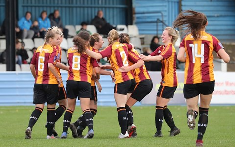 Bradford City Women's Football Club
