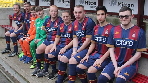 Bradford City Disability Football Club