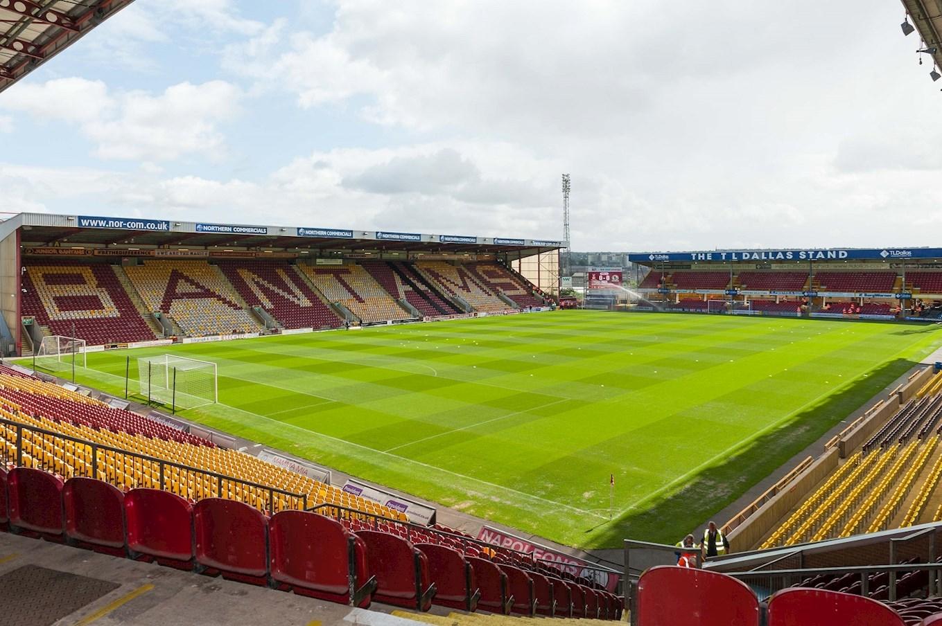 CITY TO HOST SECOND-ROUND REPLAY - News - Bradford City